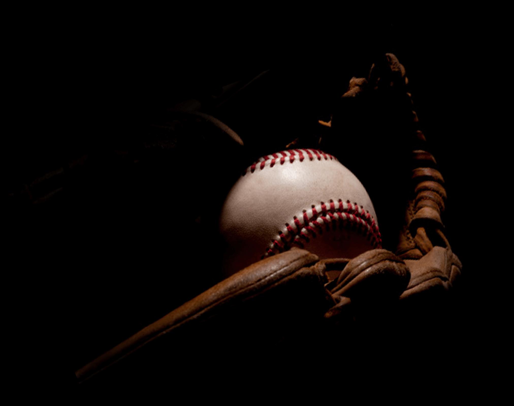 野球グラブ 野球ボール